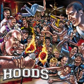 Hoods Hardcore Band 120
