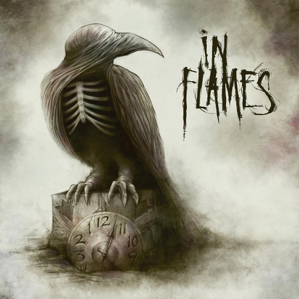 In Flames In Flames Sounds Of A Playground Fading